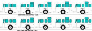PFE Vespidae Cabs