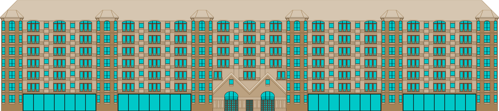 Spyderburgh Hotel by MisterPSYCHOPATH3001