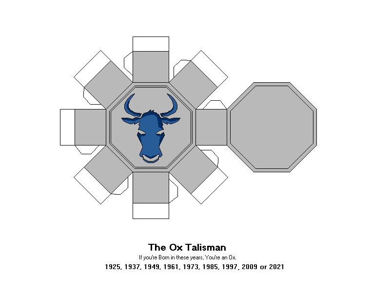 The Ox Talisman by Gamekirby