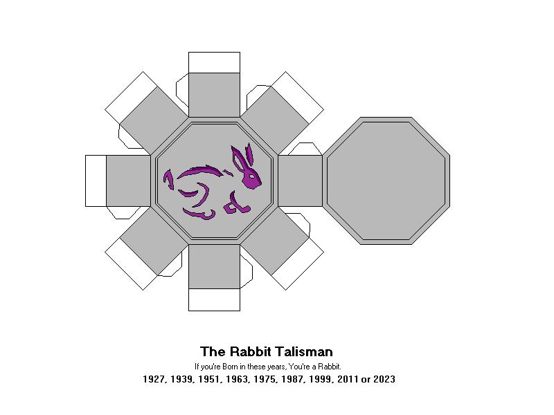 The Rabbit Talisman by Gamekirby