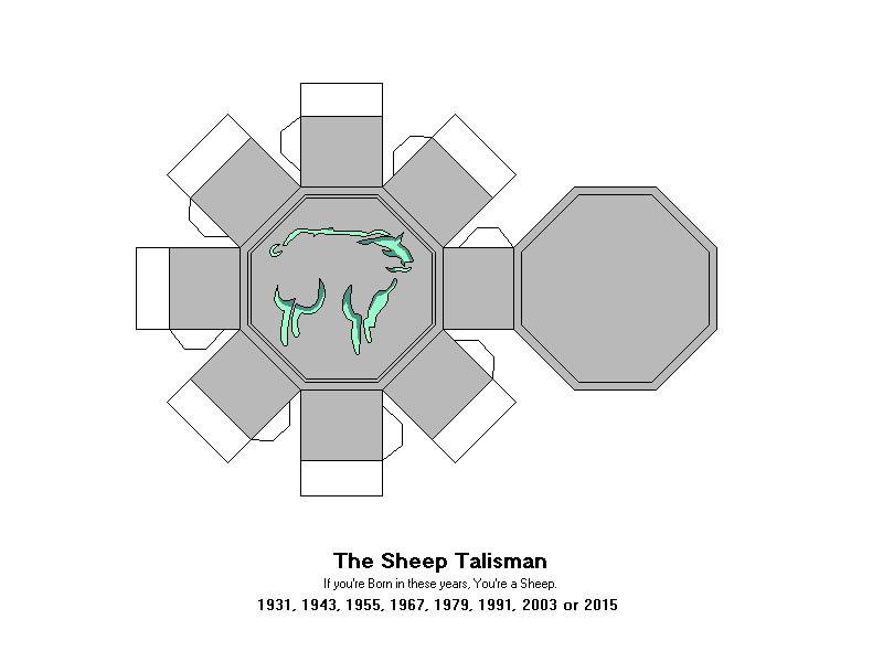 The Sheep Talisman by Gamekirby