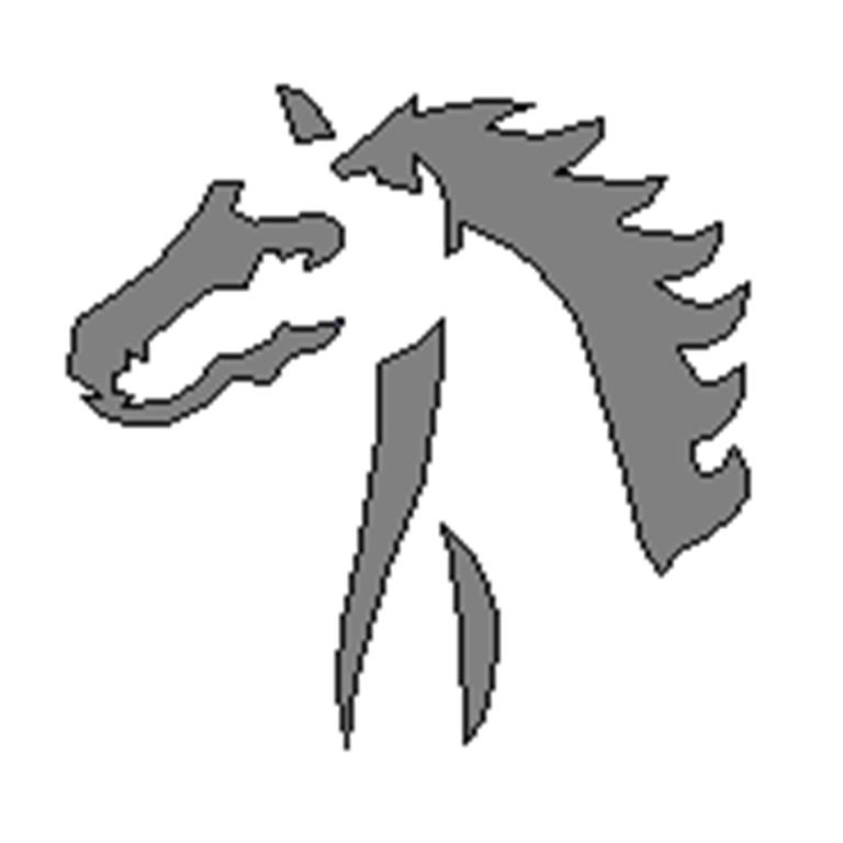 Pumpkin jca horse pattern by gamekirby on deviantart