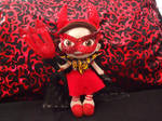 My June Doll as a She-Devil by Gamekirby