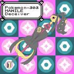 Pokemon Keyblade 303 - Mega Mawile by Gamekirby