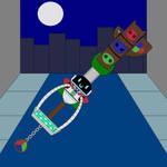 PJ Masks Keyblade