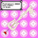 Pokemon Keyblade 868 - Milcery