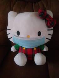 Merry Christmas from Hello Kitty by Gamekirby