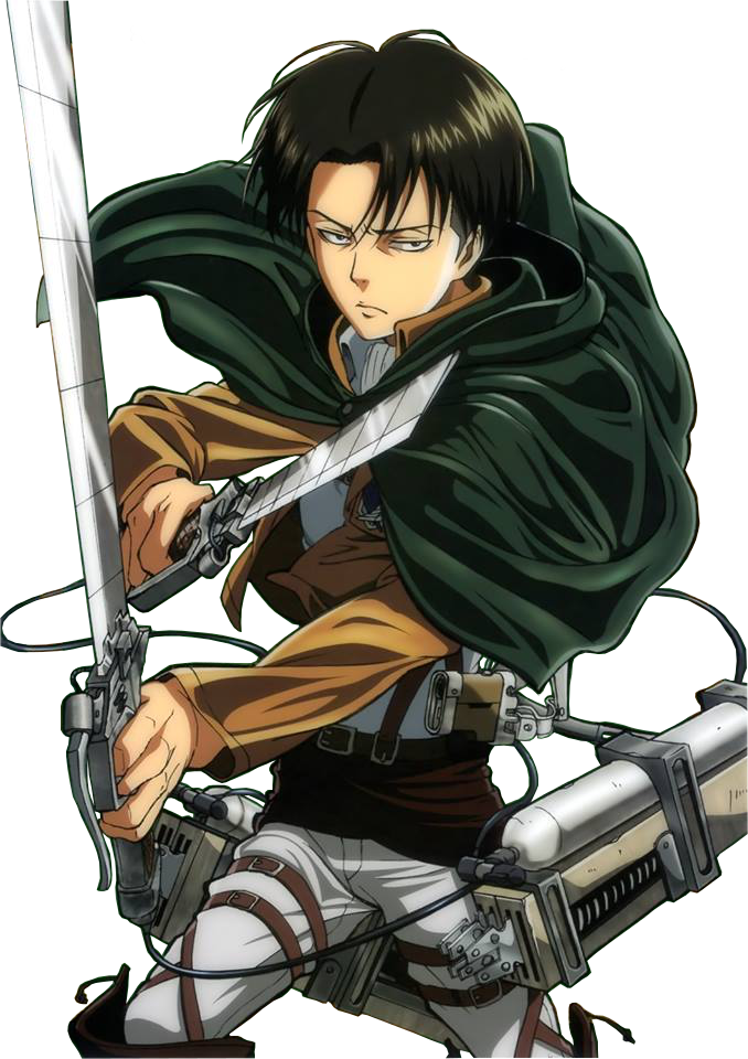 Levi Render by Buntglass