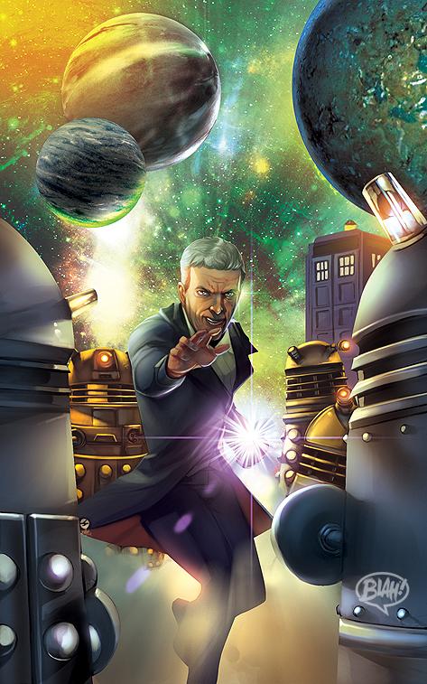 DR WHO. by PORTAVERITAS