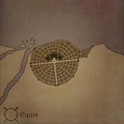 Map of Equis WIP by TheStarsAreWatching