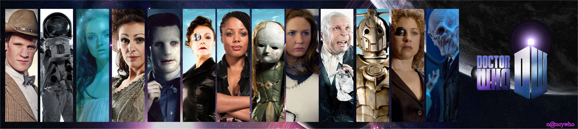 banner Doctor Who series 6