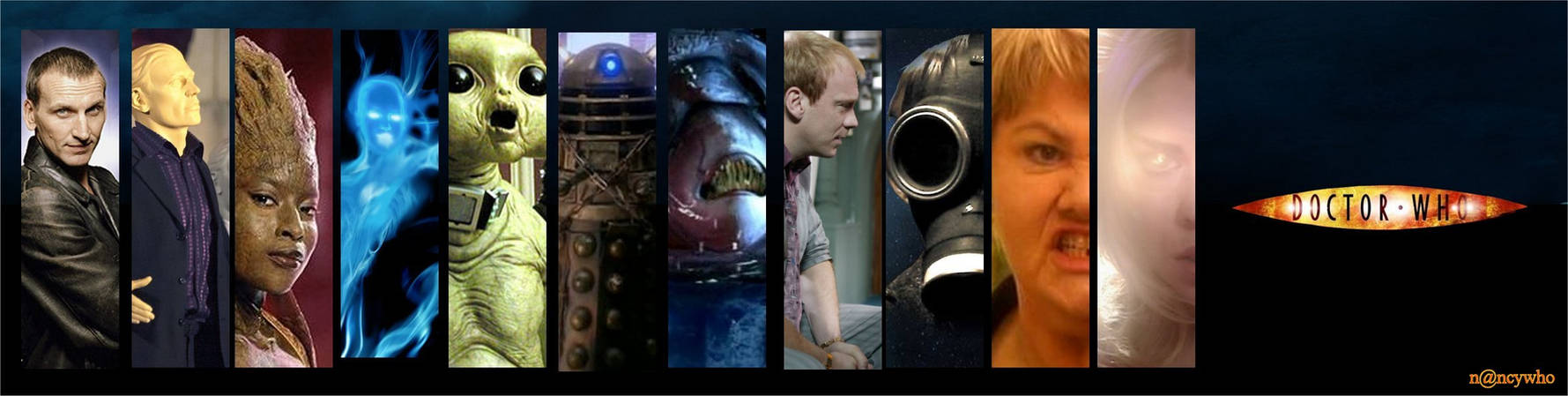 Doctor Who banner series 1