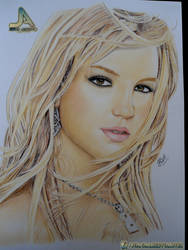 Britney Spears Fan art