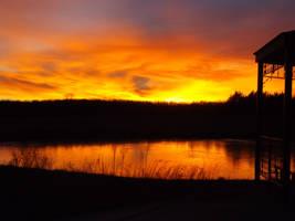 Surreal Sunset