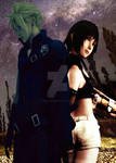 Cloud and Yuffie (4)