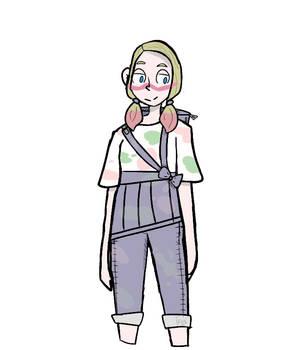 Mina (overalls)