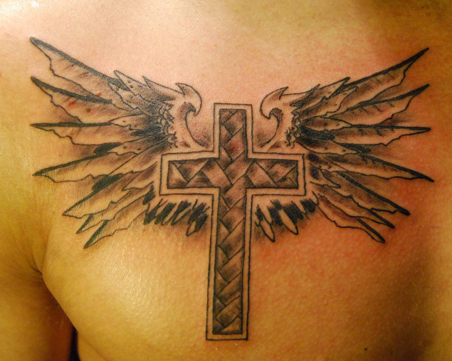 Awesome Chest Tattoo Designs