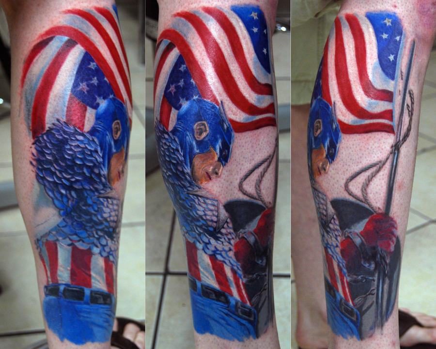 Best Leg Tattoo Designs For Men