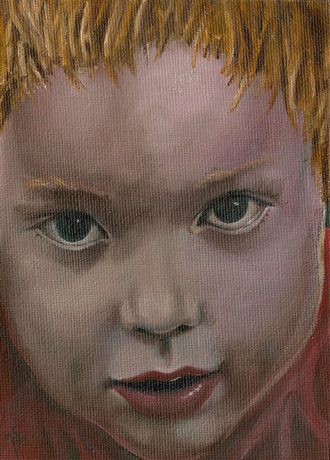 Nephew Blake by NateTheKnife