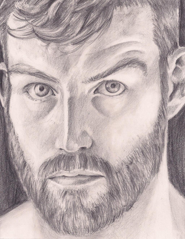 Tyler School of Art Application Self-Portrait by NateTheKnife