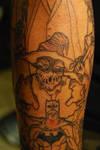 Scarecrow Tattoo