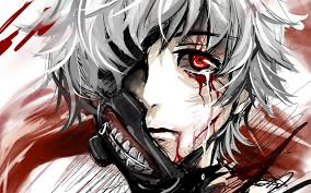 Tokyo Ghoul by Morgiee89