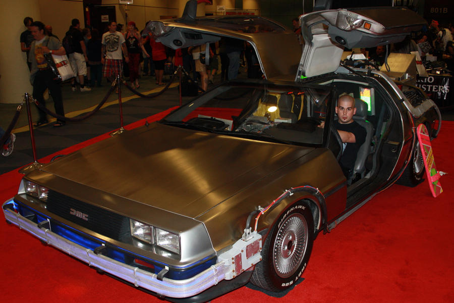 Back To The Future By EdibleAutopsy6 On DeviantArt