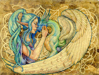You Are My Wings by Kiiku