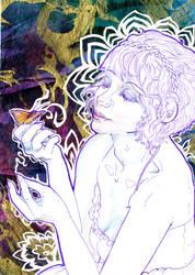 Butterfly Trance by Kiiku