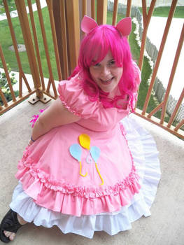 Pinkie Pie Cosplay