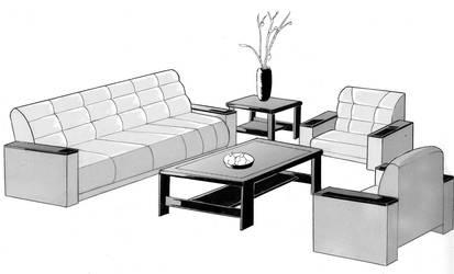 Furniture by shadychan