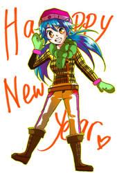 New Year by shadychan