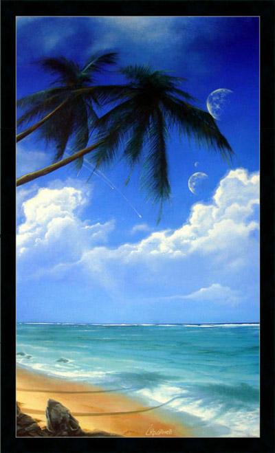 New Tahiti by SKrainev