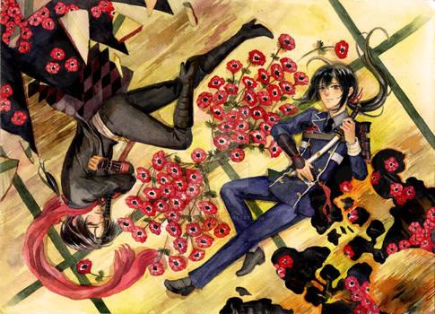 Anemone: forsaken