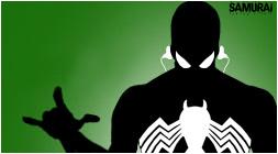 Spidey Symbiote by SAMURAi-GR