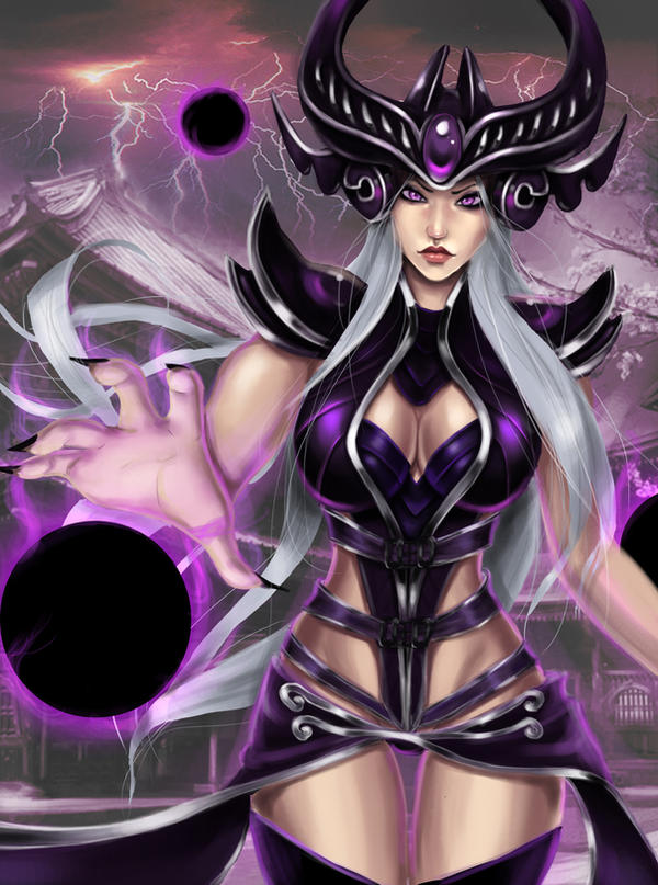 Syndra by Claw333Ayane