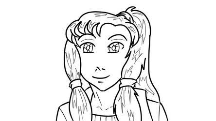 Como dibujar rostros anime #1