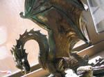 Dragon Sculpture 4