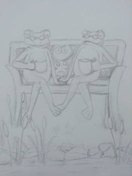 Request- Grandparent Frogs