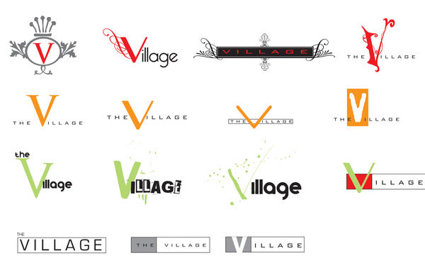 village logos by studio1985 on deviantart