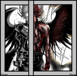 Trinity Blood- Two Faced