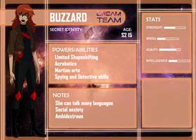 [Dream Team App ] Buzzard by Malidunn