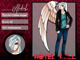[Hotel Hell App] Diah by Malidunn