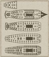 USS America - Decks by CdreJohnPaulJones