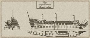 USS America - Draft by CdreJohnPaulJones