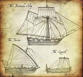Age of Sail I by CdreJohnPaulJones