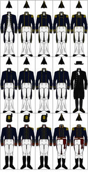 Uniforms of the United States Navy, 1810-1815