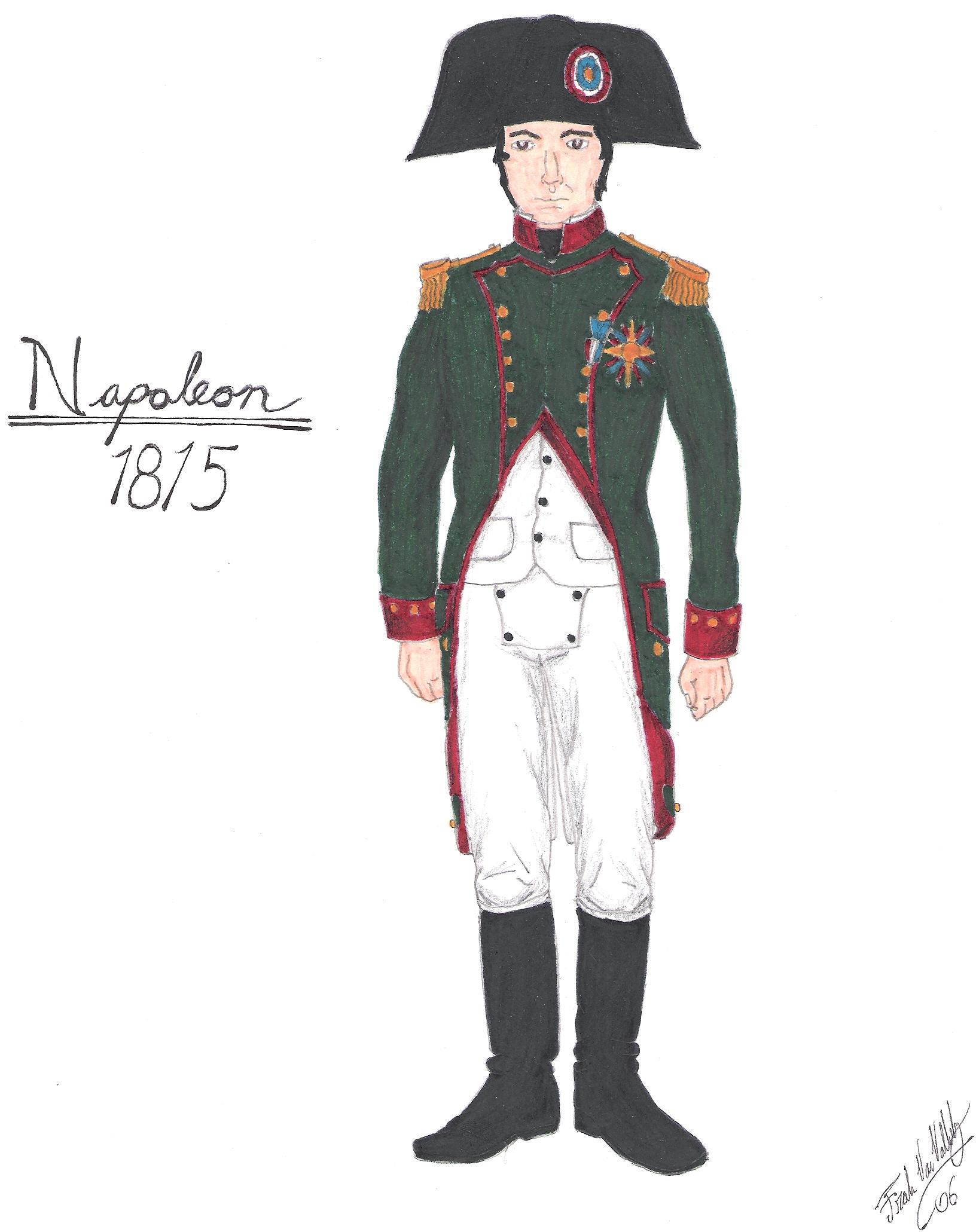 Napoleon bonaparte by cdrejohnpauljones