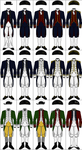 Uniforms of the Continental Navy, 1776-1783