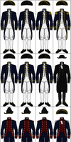 Uniforms of the United States Navy, 1800-1808